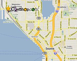 ChefShop Location