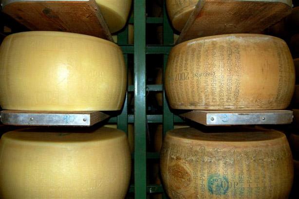 PICTURE: Parmigiano-Reggiano