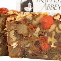 PICTURE: Trappist Abbey Fruitcake